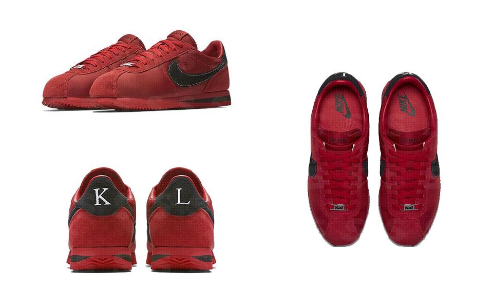 Kendrick Lamar et Nike dévoilent la date de sortie de leur