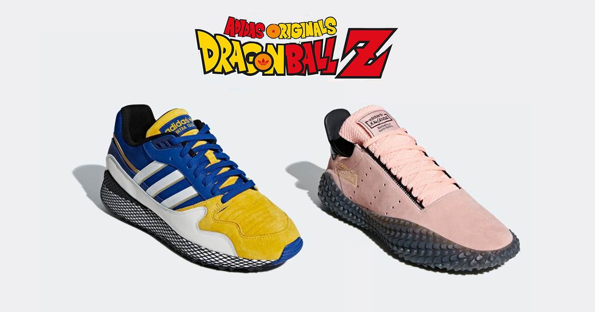 best service af571 df1df Adidas X Dragon Ball Z Date De Sortie Et Prix Des Vegeta Oregon