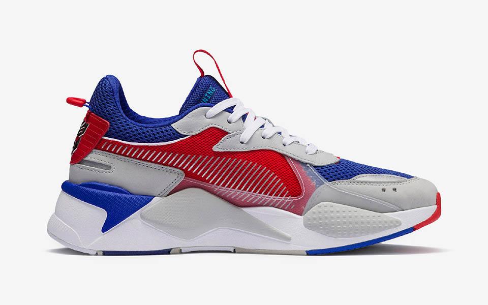 X Transformers Des Puma Hasbro Et Sneakers Rs Prime Optimus 0x8aqw0 RLAj354q