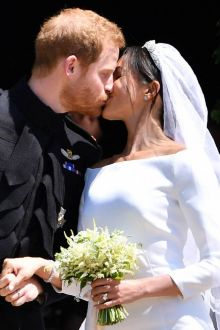 Royal Romance: The Marriage of Prince Harry and Meghan Markle