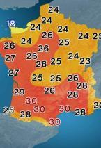 Météo de France 2