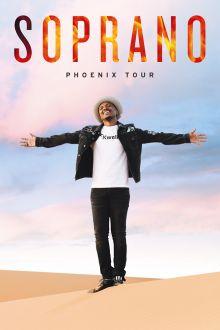 Soprano, Phoenix Tour - La Tournée des Stades du 11 octobre 2019