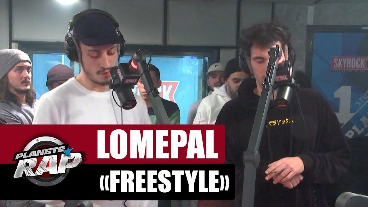Freestyle - Lomepal, Roméo Elvis, JeanJass & Fixpen Sill #PlanèteRap