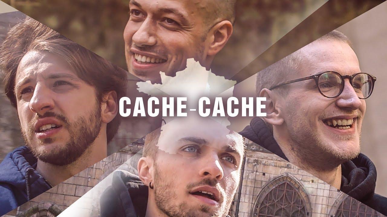 LE PLUS GROS CACHE-CACHE DE FRANCE ! (ft Carlito, Maxenss, Léo)