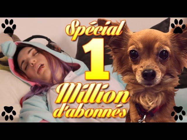 Natoo - 1 000 000 d'abonnés