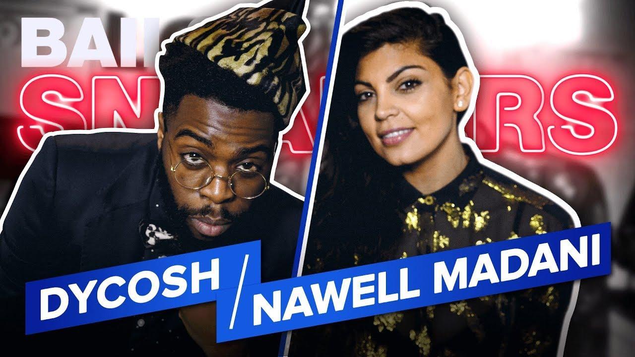 DYCOSH & NAWELL MADANI – Bail 2 Sneakers