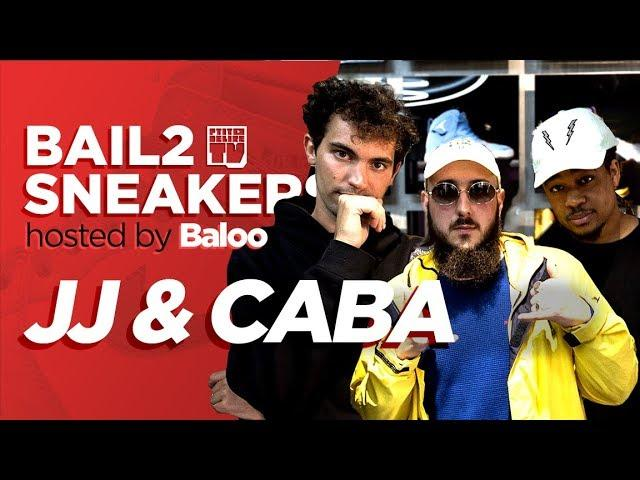 CABALLERO & JEANJASS – Bail 2 Sneakers