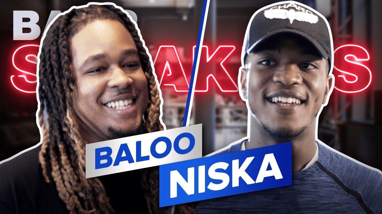 NISKA – Bail 2 Sneakers