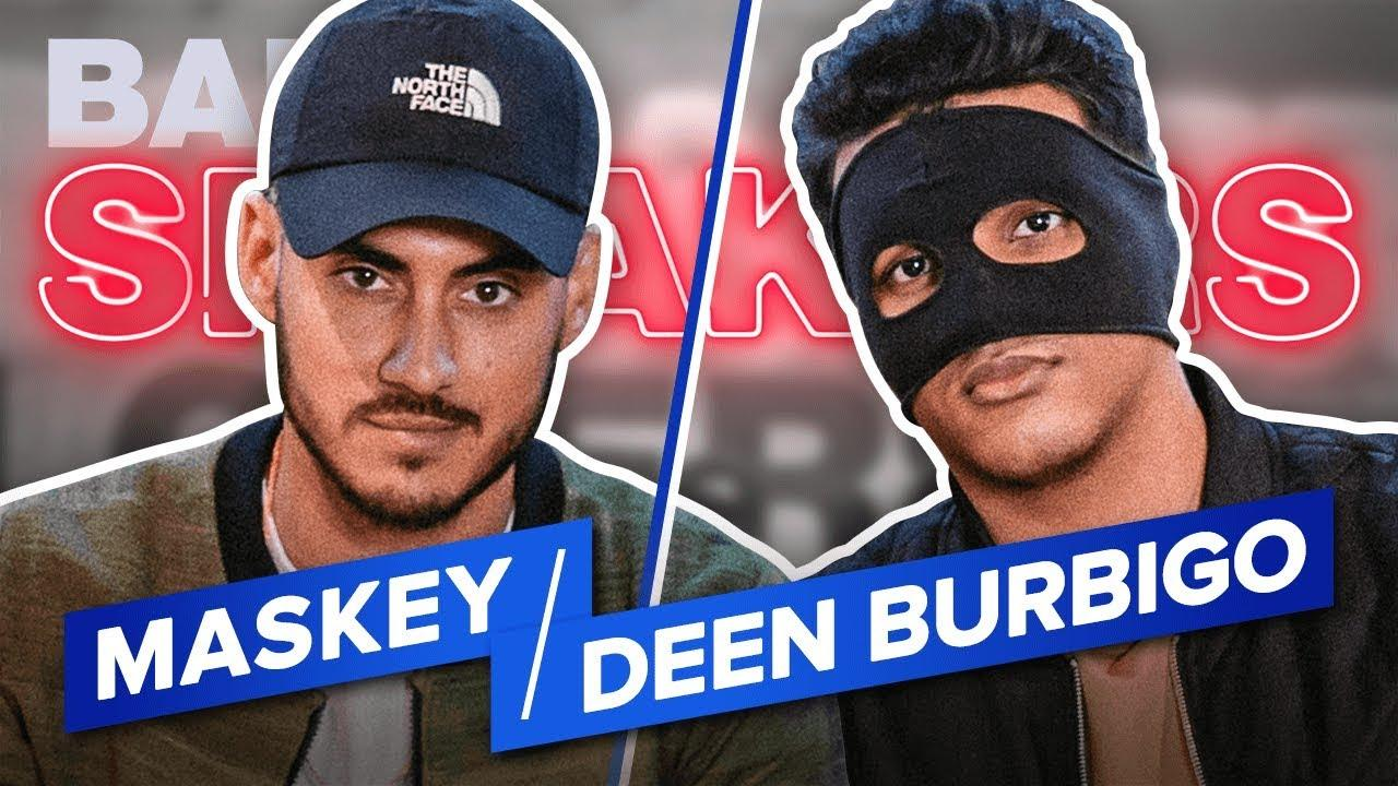MASKEY & DEEN BURBIGO – Bail 2 Sneakers