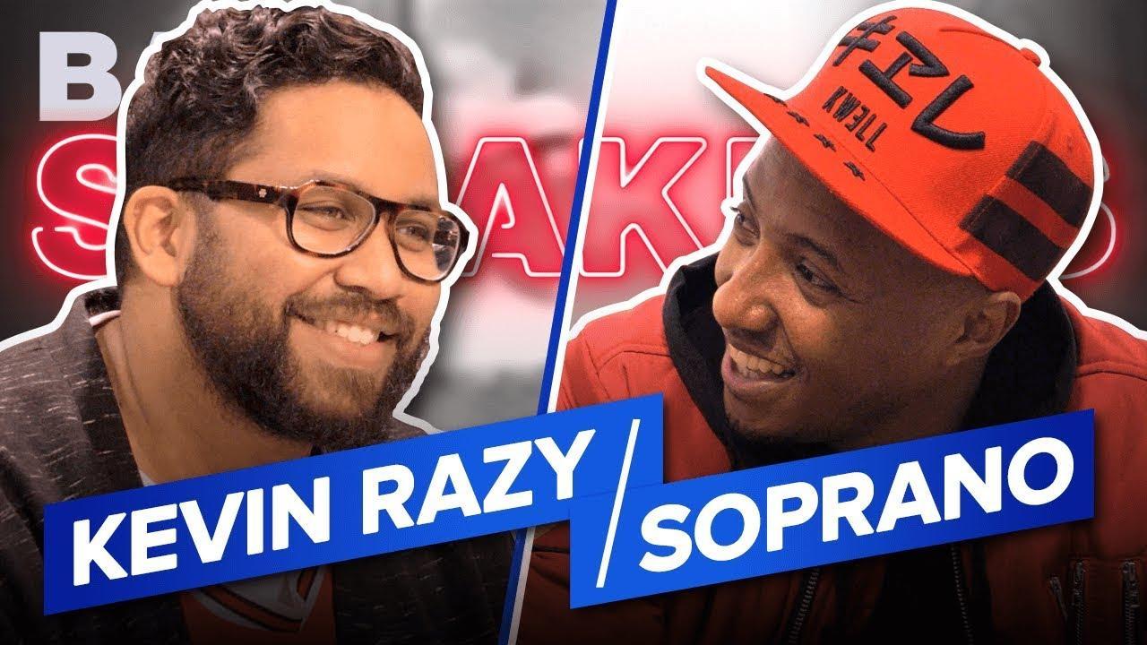 KEVIN RAZY & SOPRANO - Bail 2 Sneakers