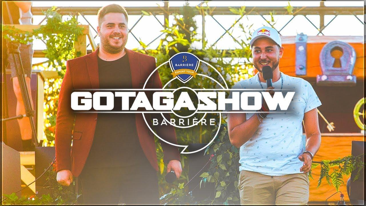 GOTAGA SHOW BARRIERE ► COMPLET - 2018