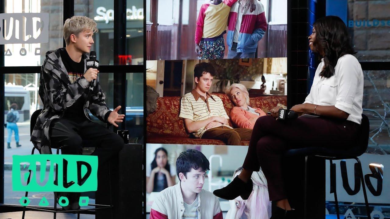 "Asa Butterfield Dishes Netflix's ""Sex Education"""