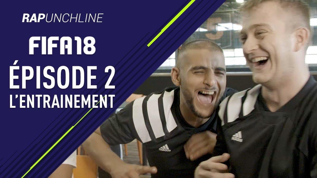 Sofiane, Alonzo, Naps & Vald - Épisode 2 : L'entrainement !