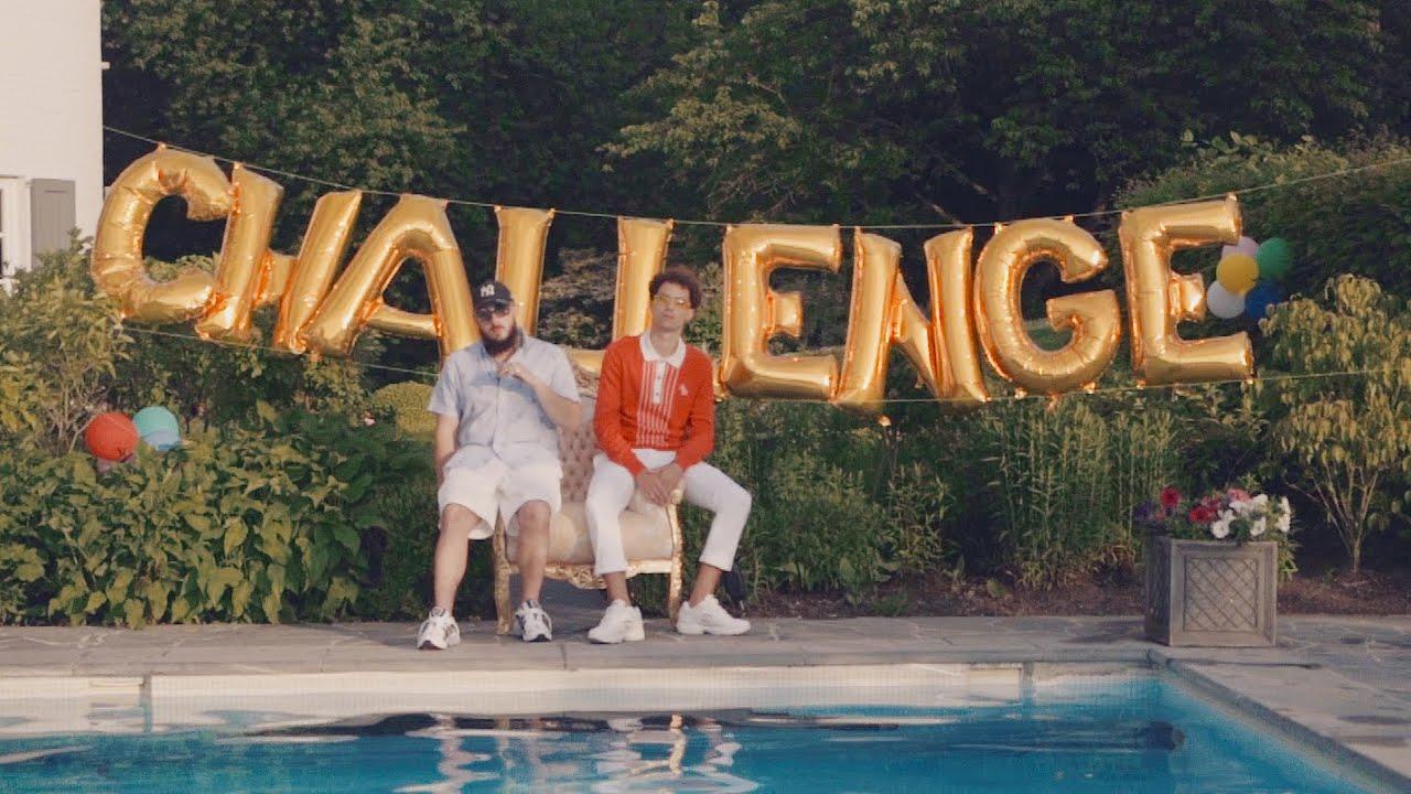 Caballero & JeanJass - Challenge (Prod. Ponko)
