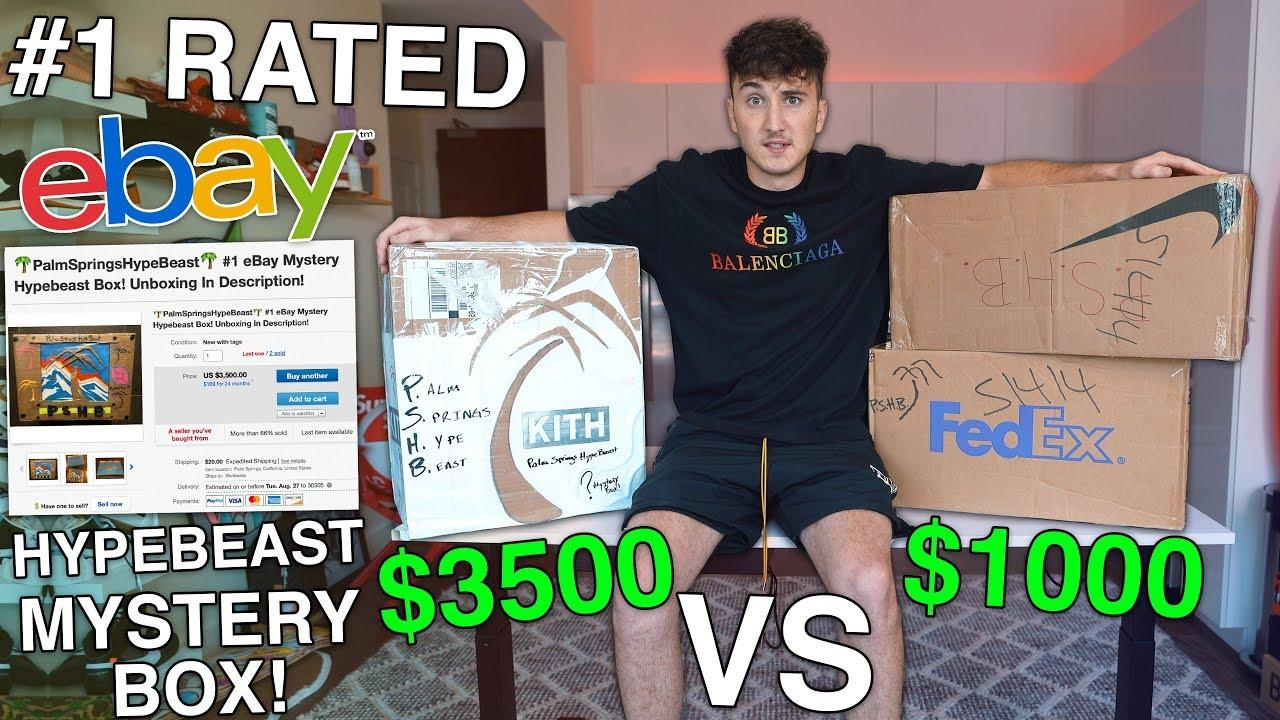 3500 Ebay Mystery Box Vs 1000 Ebay Mystery Box 1 Rated Clothes Outfits Brands Style And Looks Spotern