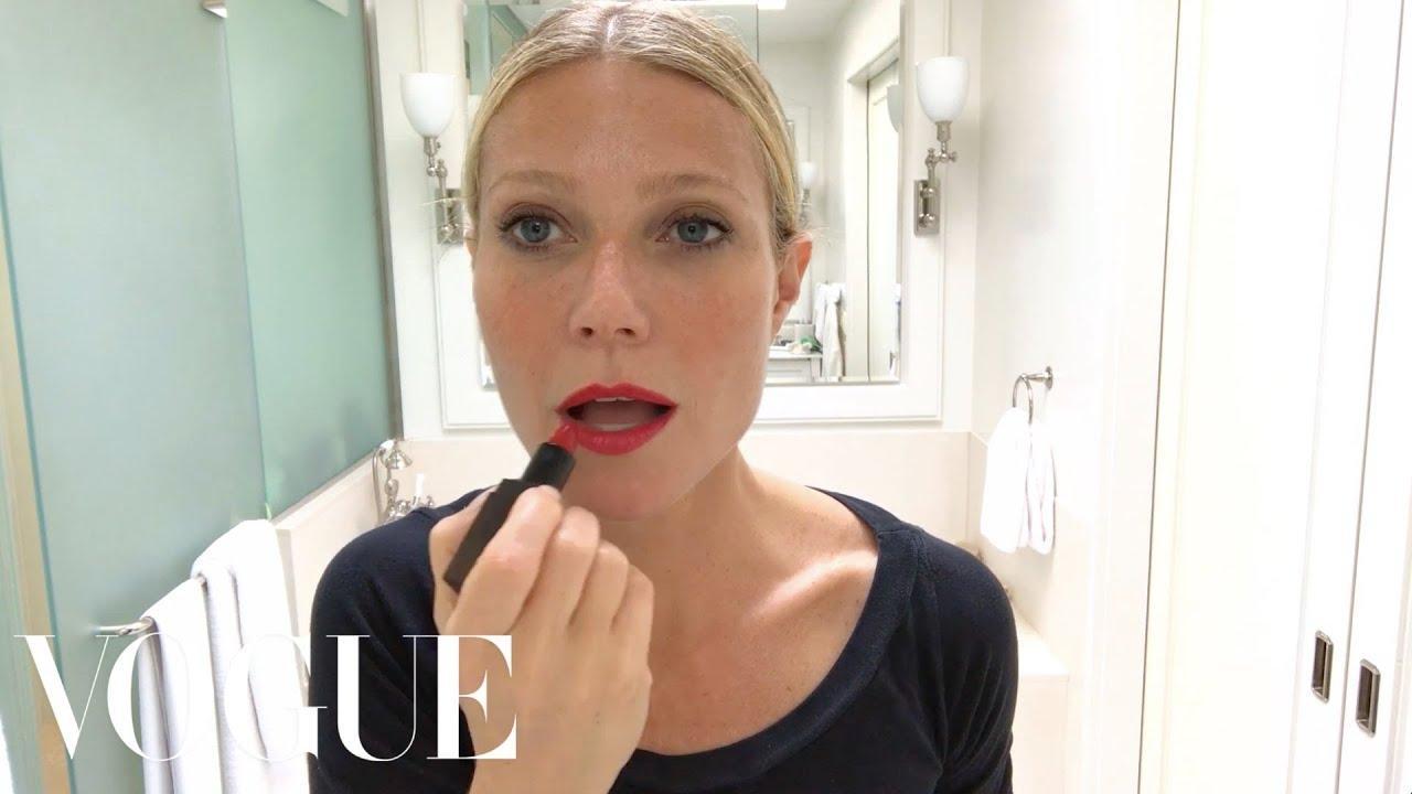 Gwyneth Paltrow's Guide to Glowing Skin   Beauty Secrets   Vogue