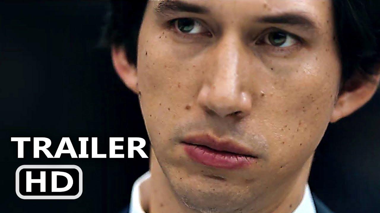 THE REPORT Trailer (2019) Adam Driver, Amazon Prime Drama Movie