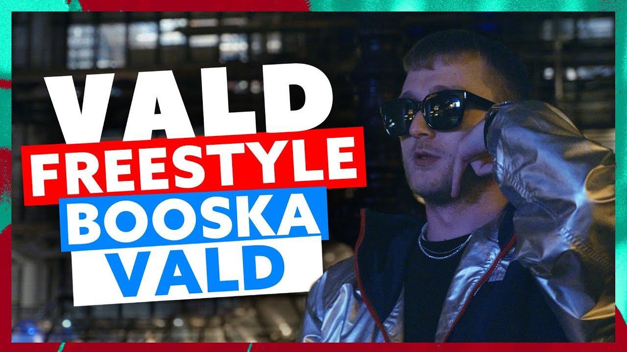 Vald | Freestyle BooskaVald