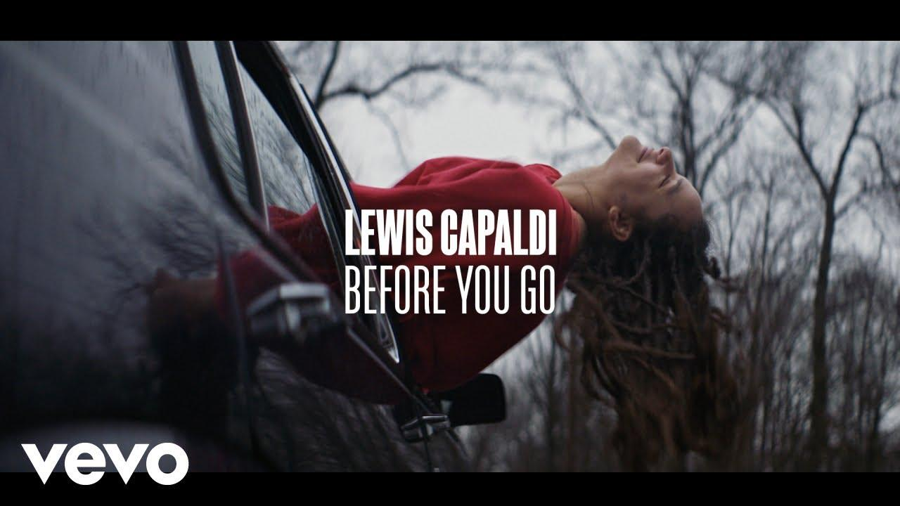 Lewis Capaldi - Before You Go (Official Video)