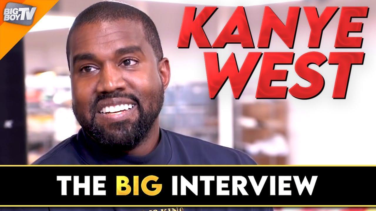 Kanye West on 'Jesus is King', Being Canceled, Finding God + A Lot More