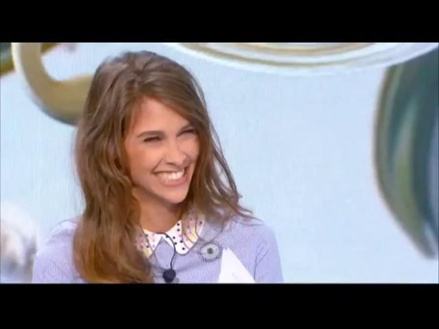 Ophélie Meunier en Ouf ! avec Camille Combal