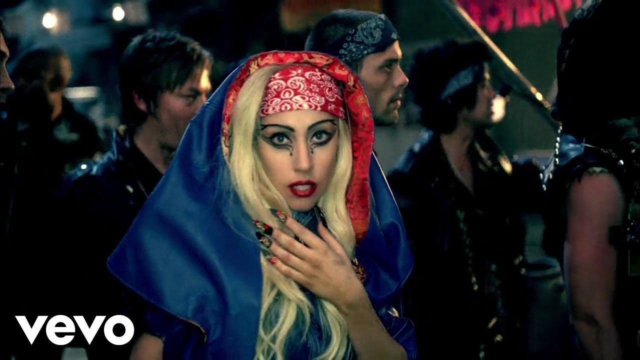 Lady Gaga - Judas (Official Music Video)