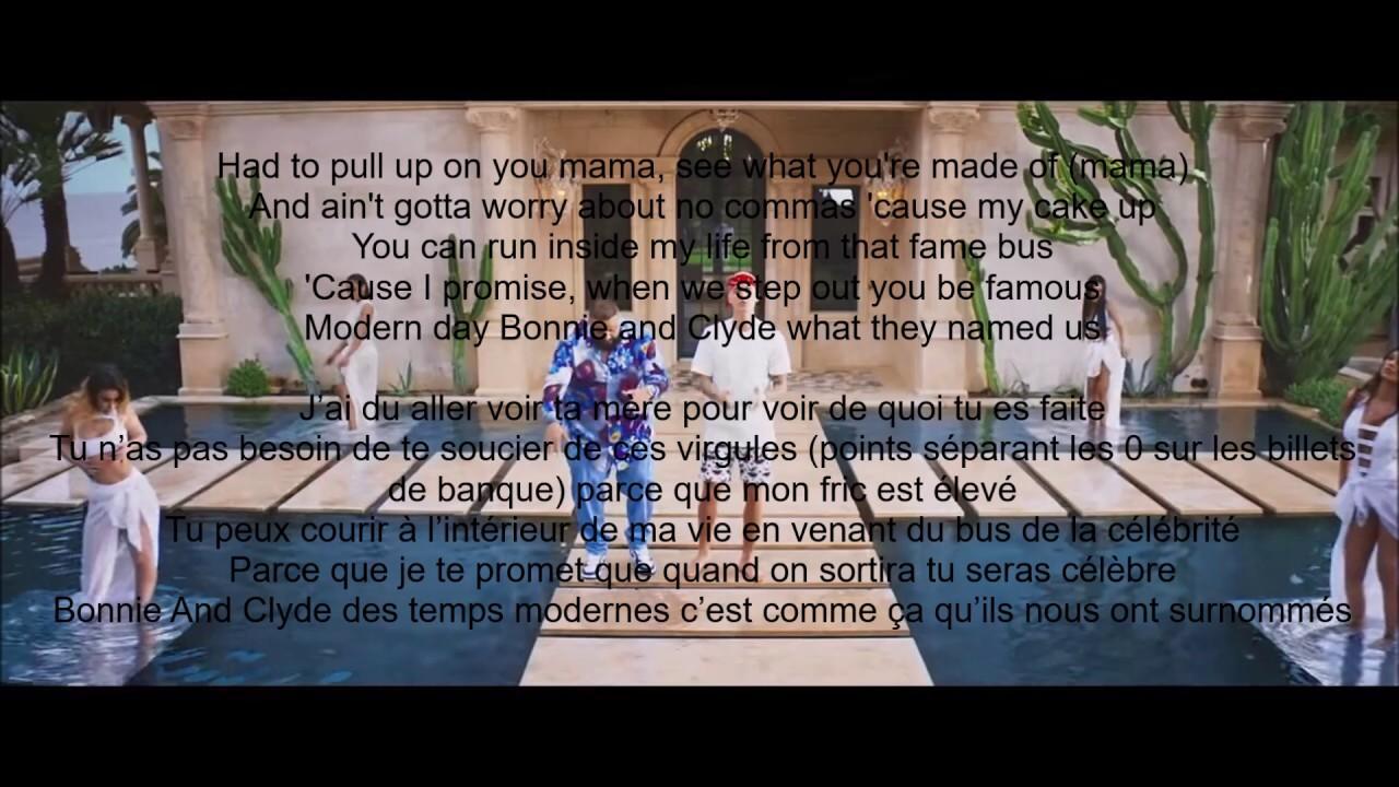 I'm the one - Dj Khaled feat. Justin Bieber (Paroles/lyrics/traduction FR)