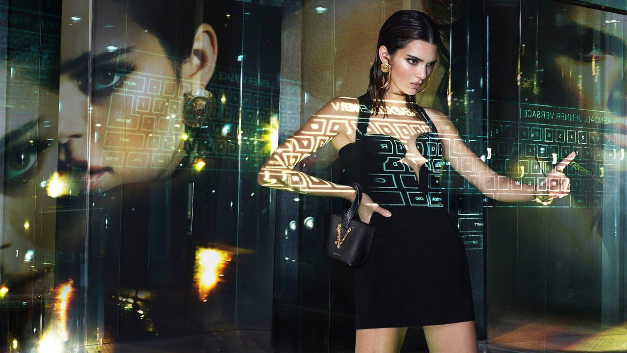 Versace Spring Summer 2020 | Advertising Campaign | Kendall Jenner