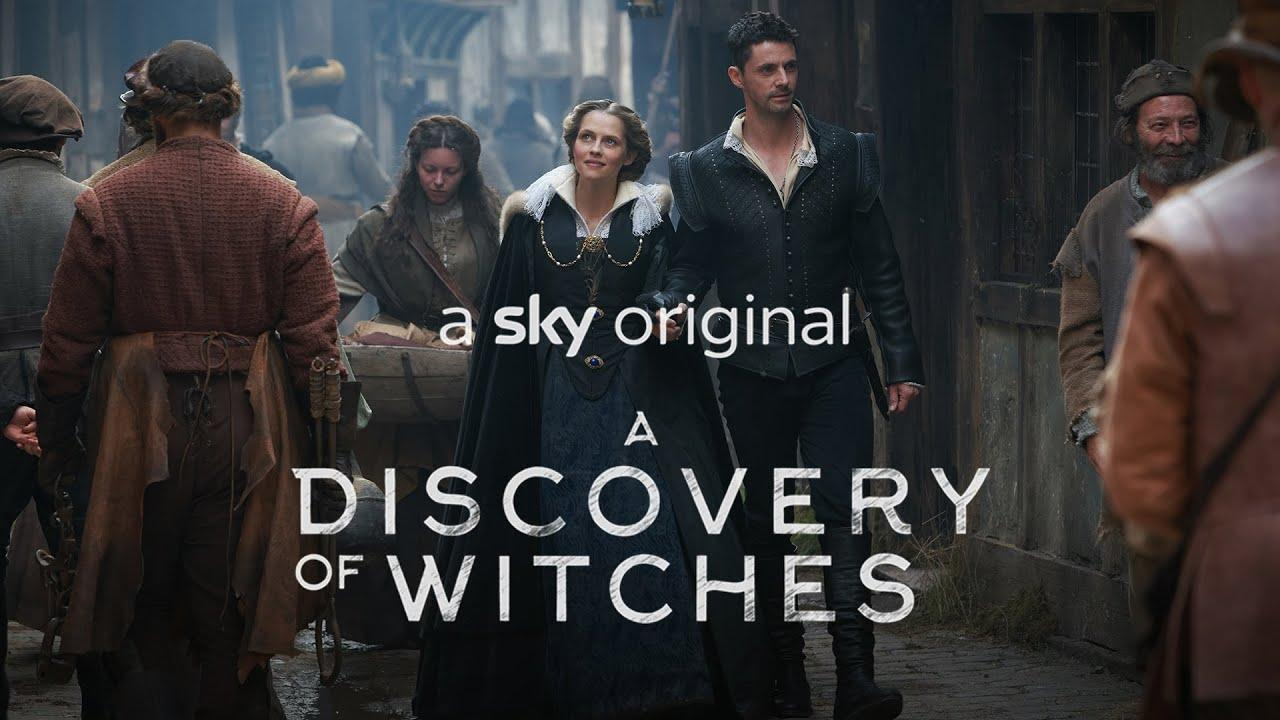 A Discovery Of Witches   Series 2   First  Look Trailer