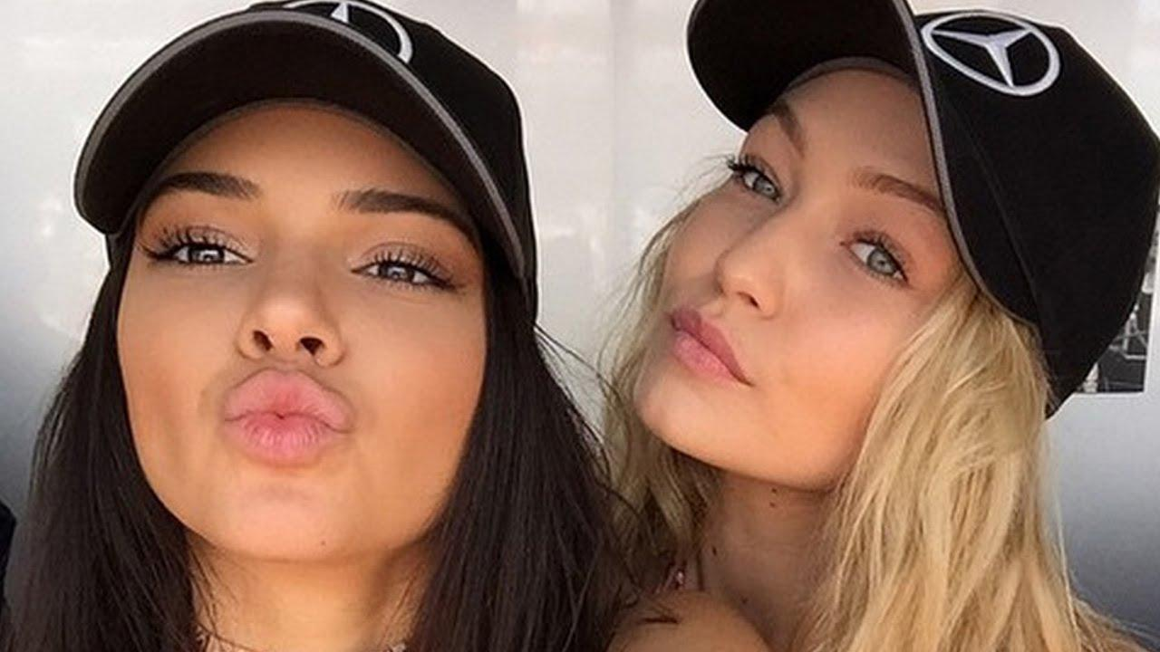 Kendall Jenner & Gigi Hadid Party in Monaco & Take Sexy Pics to Prove It
