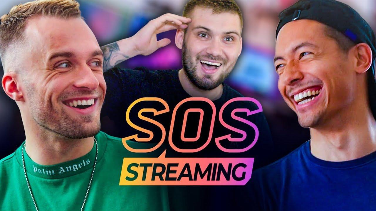 SOS Streaming : 3 jours pour devenir le meilleur