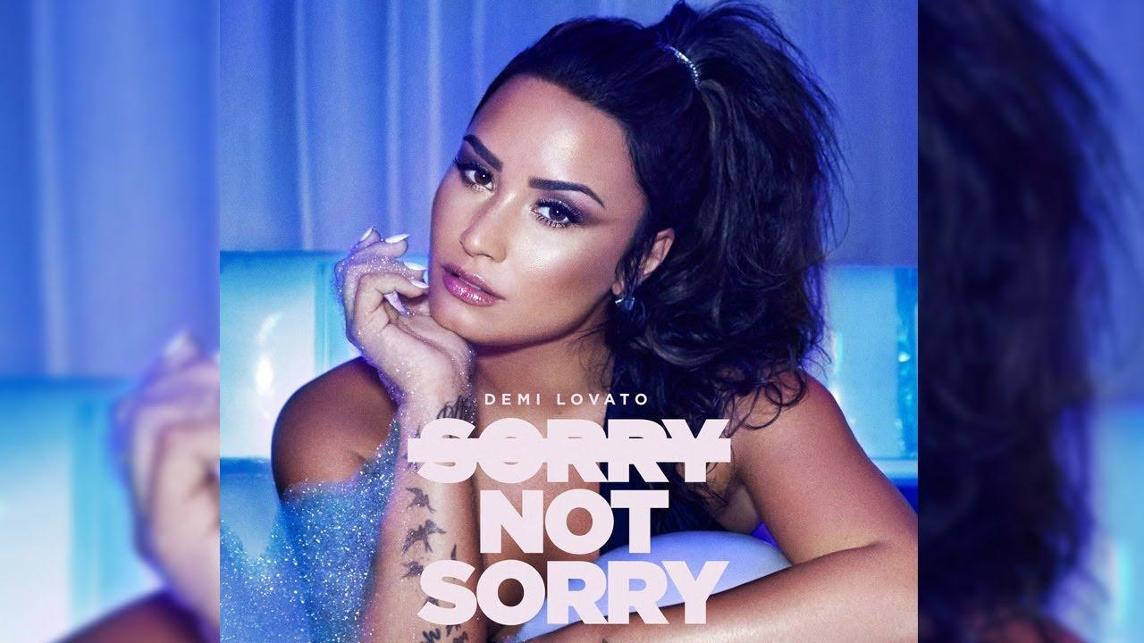 """Demi Lovato Releases Savage """"Sorry Not Sorry"""" Diss Track… for Who?"""
