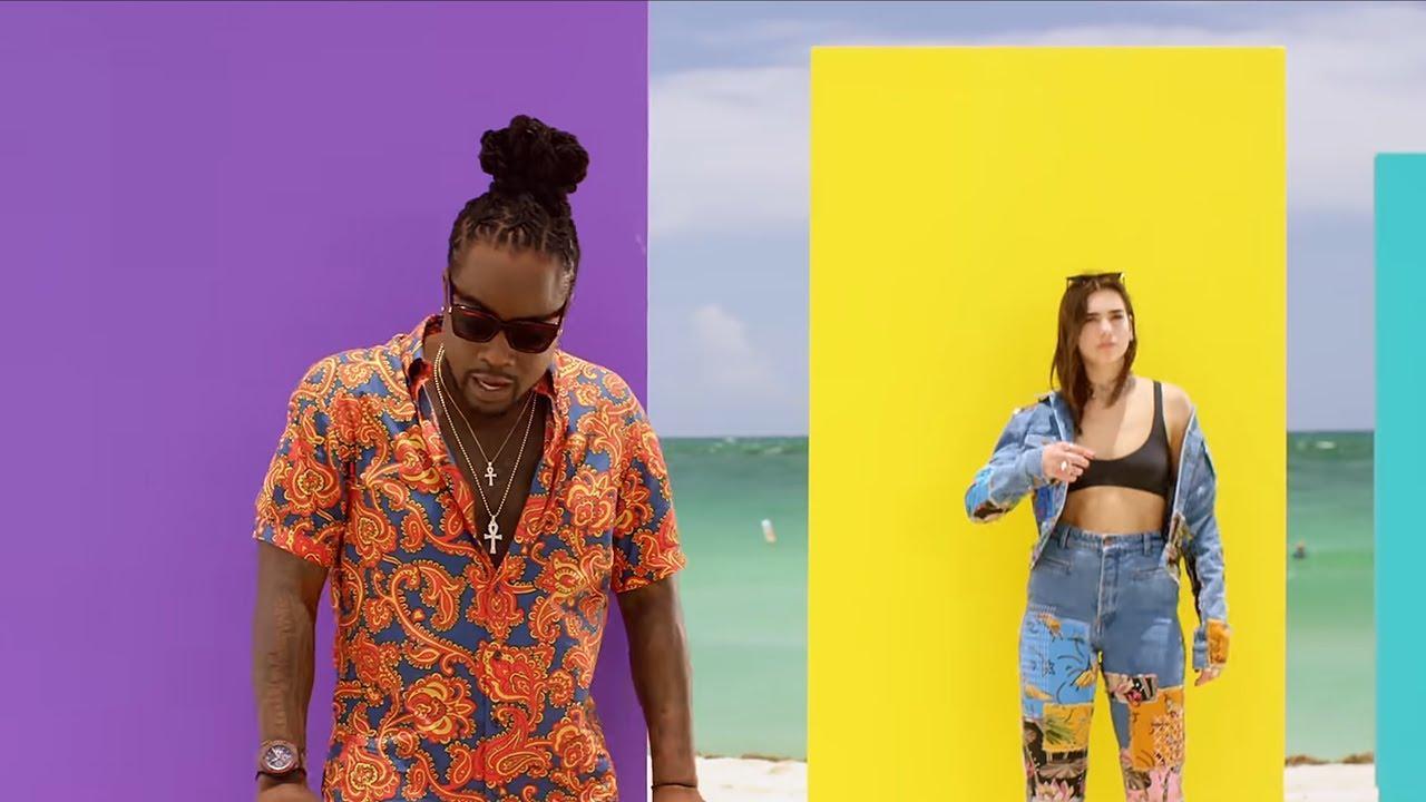 Wale - My Love (feat.  Major Lazer, WizKid, and Dua Lipa) [Official Video]
