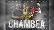 Bad Bunny ft Ira Favela El Brea-Chambea ( Official Remix )