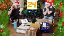 On ouvre vos cadeaux ! (conclusion du calendrier de l'Avent)