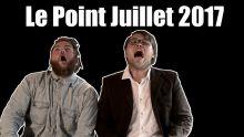 Le Point - Juillet 2017 (NEWS IMPORTANTES)