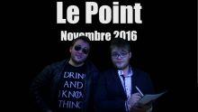 Le Point - Novembre 2016