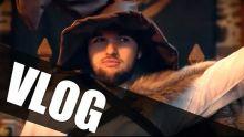 Vlog - Sur le tournage du Joueur du Grenier !