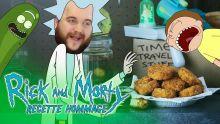 Recette Rick and Morty - Nuggets Sauce Szechuan - (S02E11) Gastronogeek
