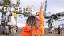 COACHELLA 2018 : GRWM & TRAVEL DIARY ! 🇺🇸
