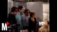 TIFF 2005: Press conference for Corpse Bride