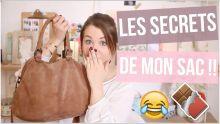[ Tag n°69 ] : LES SECRETS DE MON SAC !