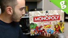 Ce Monopoly est énorme ! Unboxing du Marvel Comics (FR)
