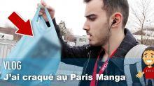 J'ai craqué pour une FIGURINE au PARIS MANGA ! #VLOG