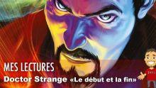 Un reboot des ORIGINES de DOCTOR STRANGE ! - Mes lectures