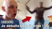 Je DÉBALLE une SUPER figurine MARVEL ! (CONCOURS)