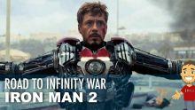 Des délais IMPOSSIBLE pour IRON MAN 2 ? #RoadToInfinityWar