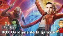 Un UNBOXING 100% GARDIENS DE LA GALAXIE !