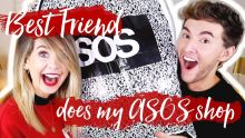 Best Friend Does My ASOS Shop | Zoella