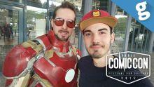UNE JOURNEE DE FOLIE AU COMIC CON PARIS ! (ft Iron Man)